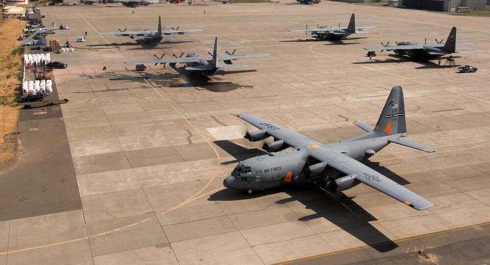 Base aerea USA