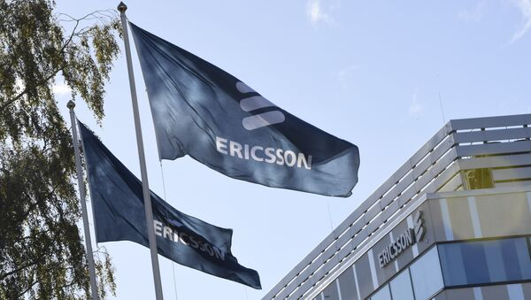 Ericsson - Sputnik Italia