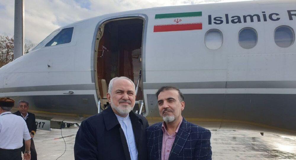 Javad Zarif e Massoud Soleimani