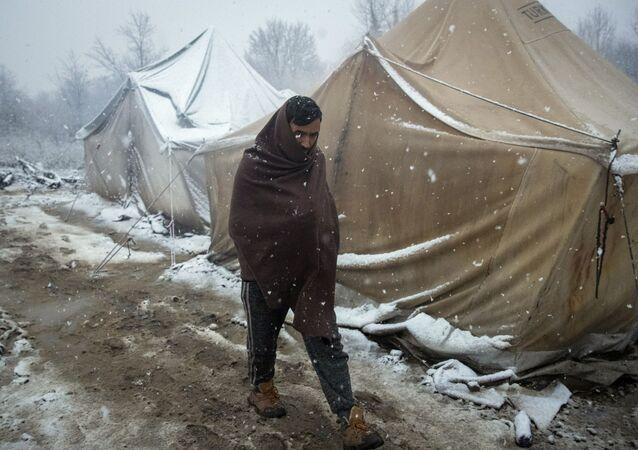 Rifugiato in Bosnia