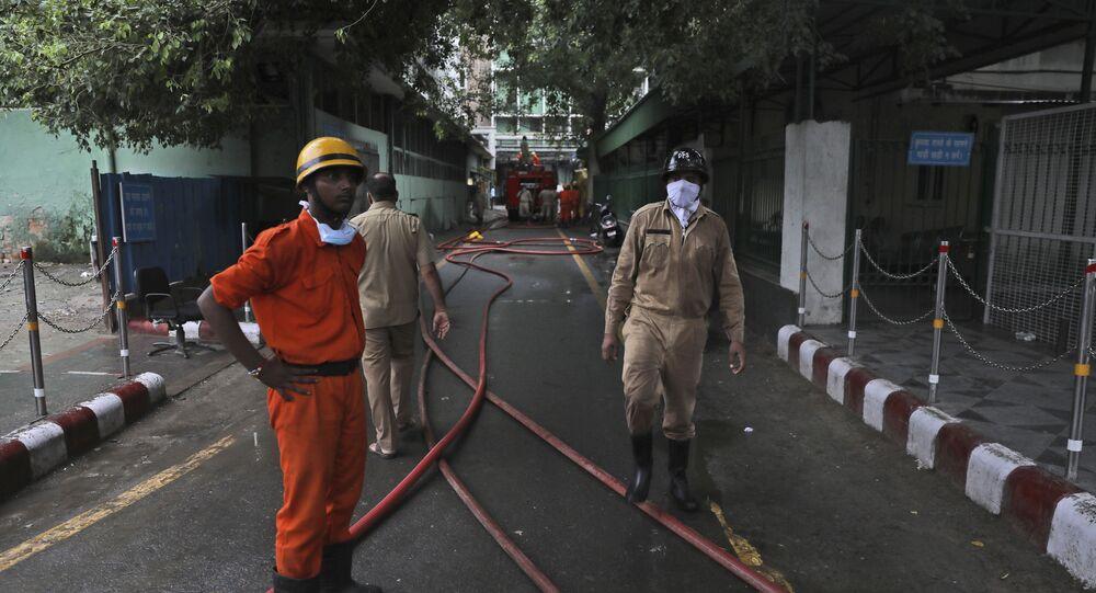 Pompieri indiani