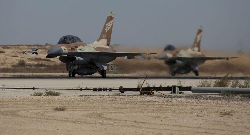 F-16 israeliani