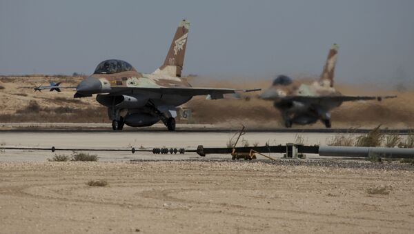 F-16 israeliani - Sputnik Italia