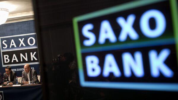 Saxo Bank - Sputnik Italia