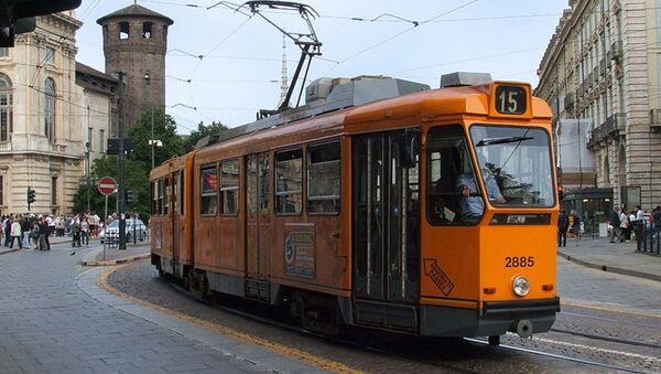 Tram a Torino - Sputnik Italia