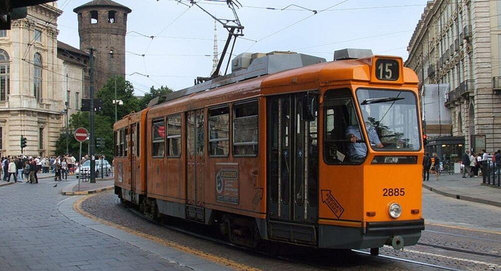 Tram a Torino