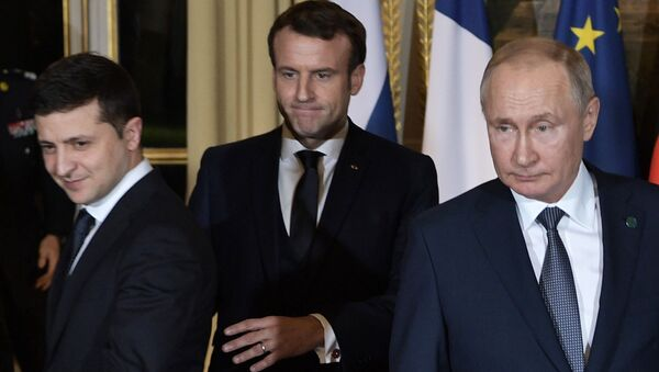 ll summit Normandia a Parigi - Sputnik Italia