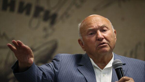 Ex sindaco di Mosca Yuri Luzhkov - Sputnik Italia