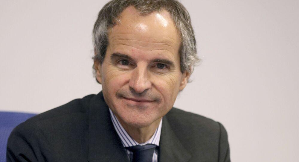 Rafael Grossi, direttore generale dell'AIEA