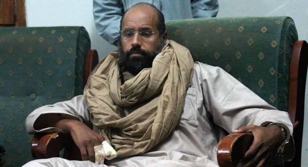 Saif al-Islam Gheddafi