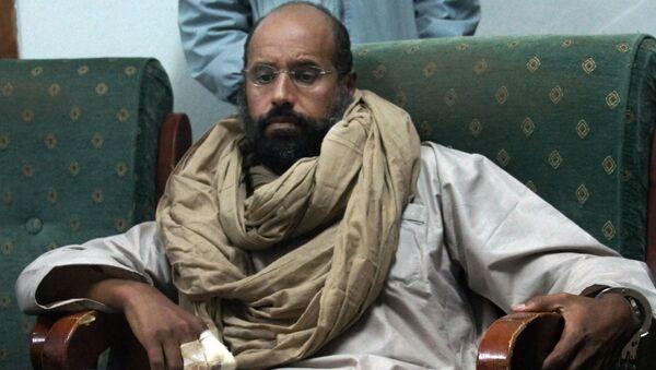 Saif al-Islam Gheddafi - Sputnik Italia