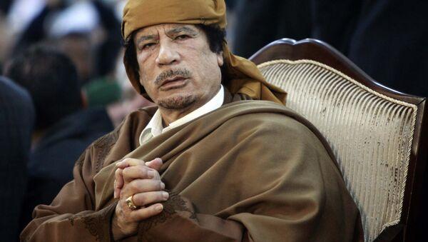 Mu'ammar Gheddafi - Sputnik Italia