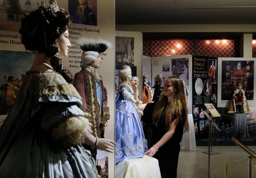 La mostra I monarchi russi. Le pagine della storia a Mosca