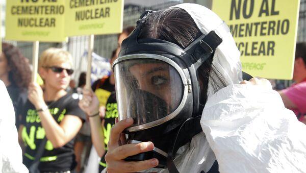 Attivisti Greenpeace  - Sputnik Italia