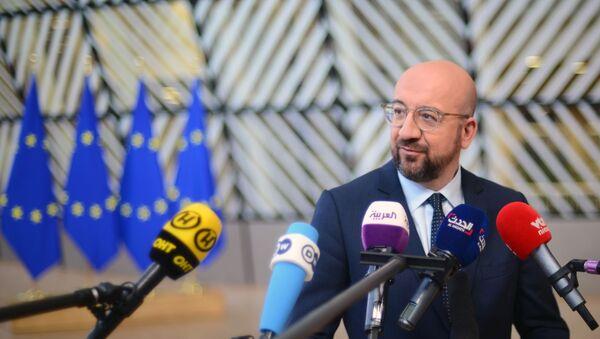 Primo ministro del Belgio Charles Michel - Sputnik Italia