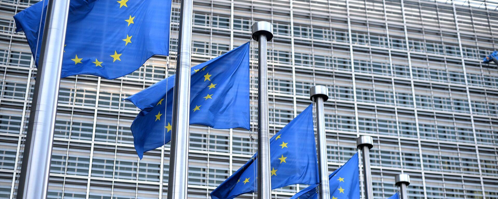 Bandiera UE - Sputnik Italia, 1920, 09.08.2021