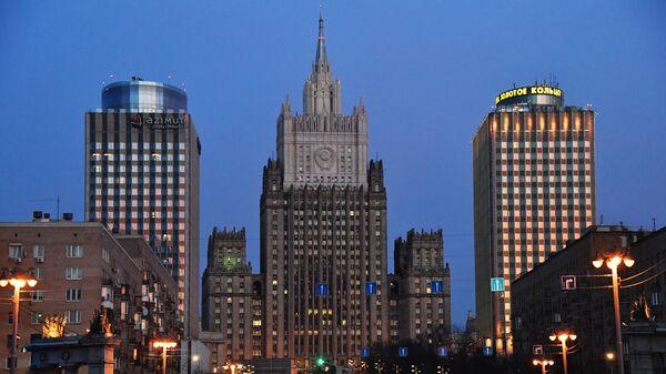 Il ministero degli Affari esteri della Federazione Russa - Sputnik Italia