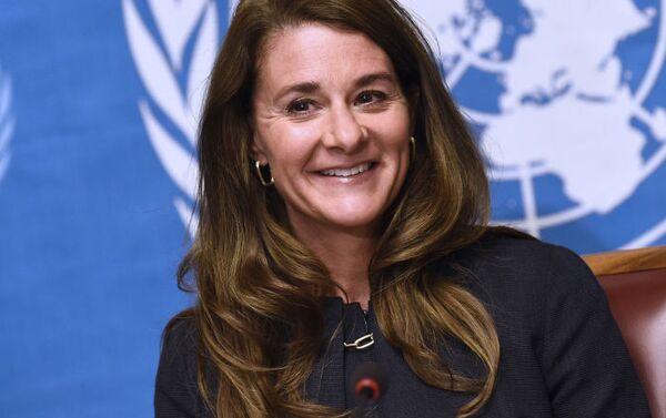 Melinda Gates - Sputnik Italia