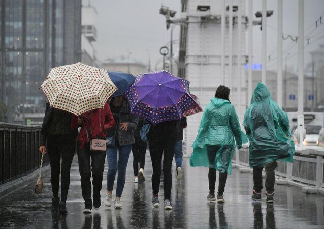 Piogge torrenziali