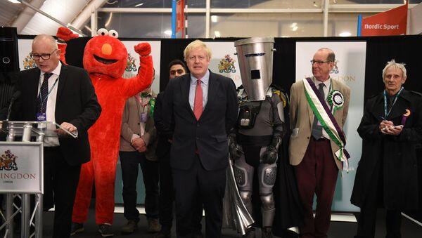 Boris Johnson - Sputnik Italia