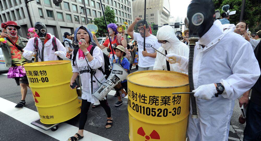 Fukushima, luglio 29, 2012