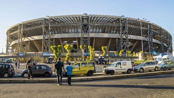 Stadio San Paolo a Napoli - Sputnik Italia