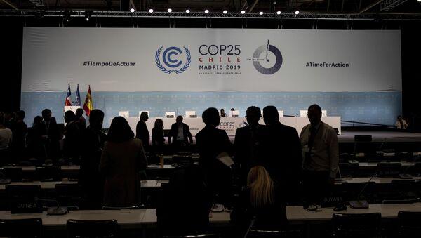 COP25 a Madrid - Sputnik Italia