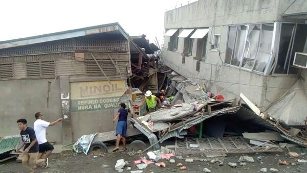 Terremoto nelle Filippine - Sputnik Italia