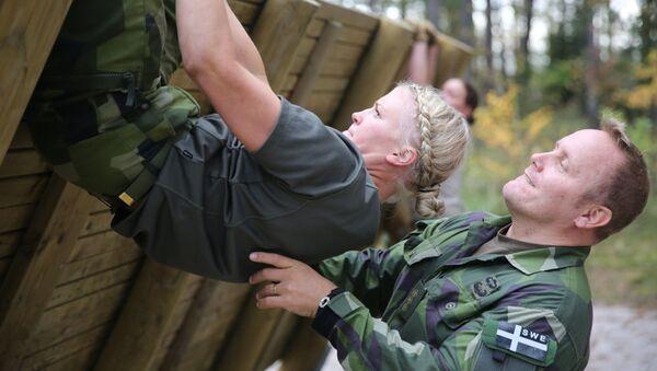 Esercito svedese - Sputnik Italia