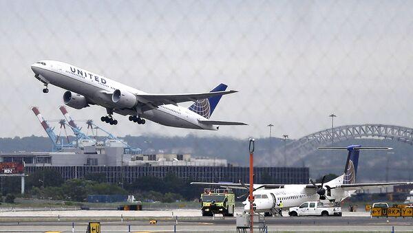 Aereo United Airlines - Sputnik Italia