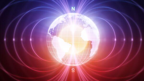I campi magnetici della Terra - Sputnik Italia