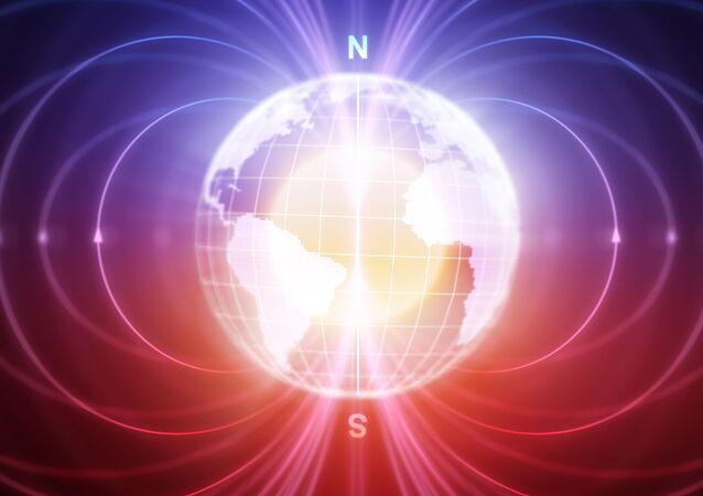 I campi magnetici della Terra