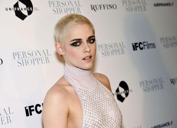 Kristen Stewart alla prima del film Personal Shopper, 2017. - Sputnik Italia