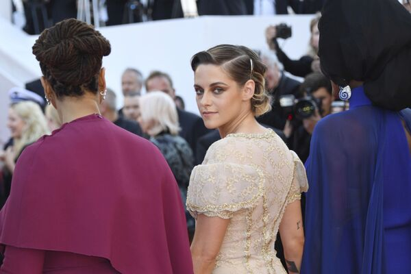 Kristen Stewart, membro della giuria del Festival di Cannes 2018. - Sputnik Italia