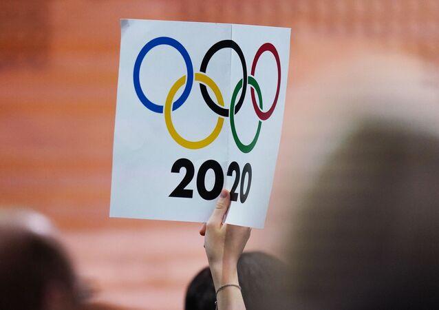 2020 anno olimpico