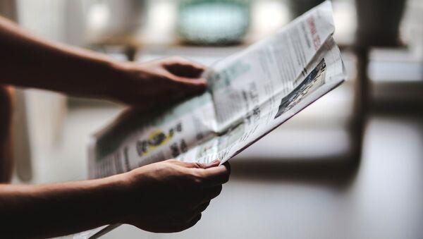 Giornale - Sputnik Italia