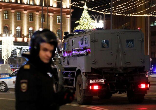 Sparatoria presso l'edificio dell'Fsb a Mosca