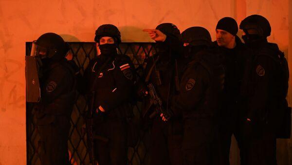 Sparatoria presso l'edificio dell'Fsb a Mosca - Sputnik Italia