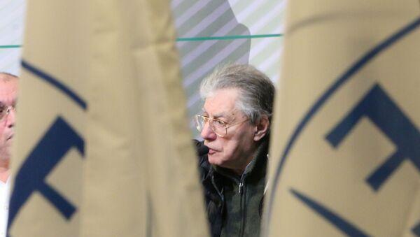 Umberto Bossi al Congresso Federale della Lega  - Sputnik Italia