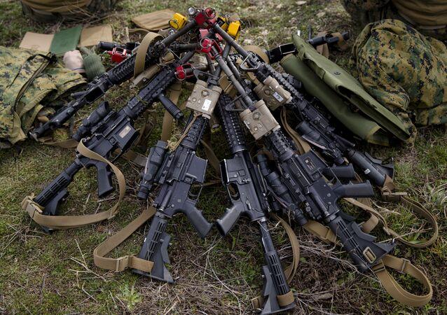 Armi semi automatiche