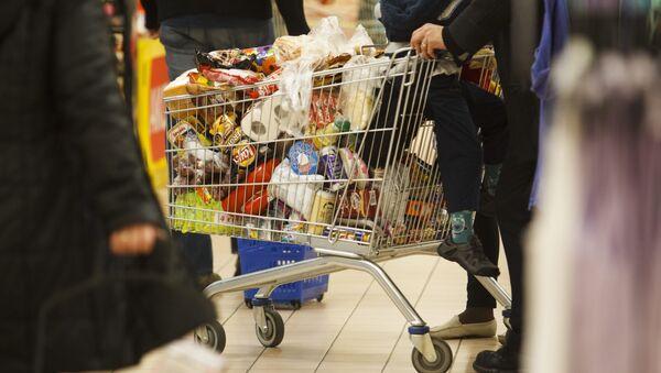 Supermercato Tesco - Sputnik Italia
