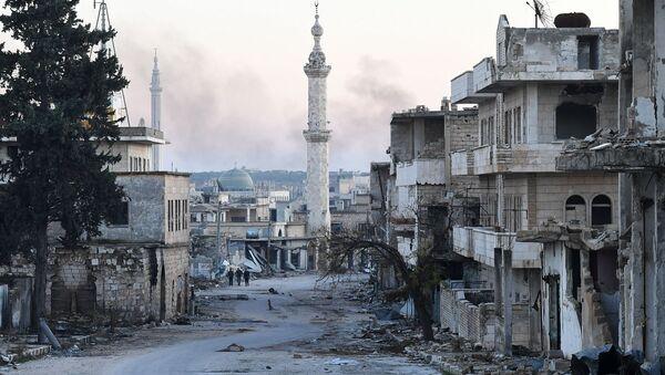 Provincia di Idlib, Siria. - Sputnik Italia