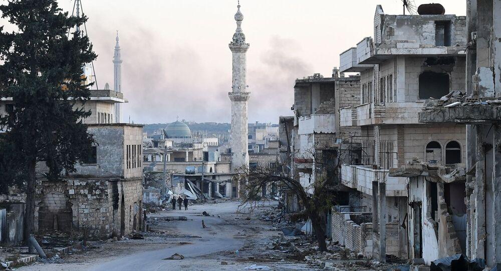 Provincia di Idlib, Siria.
