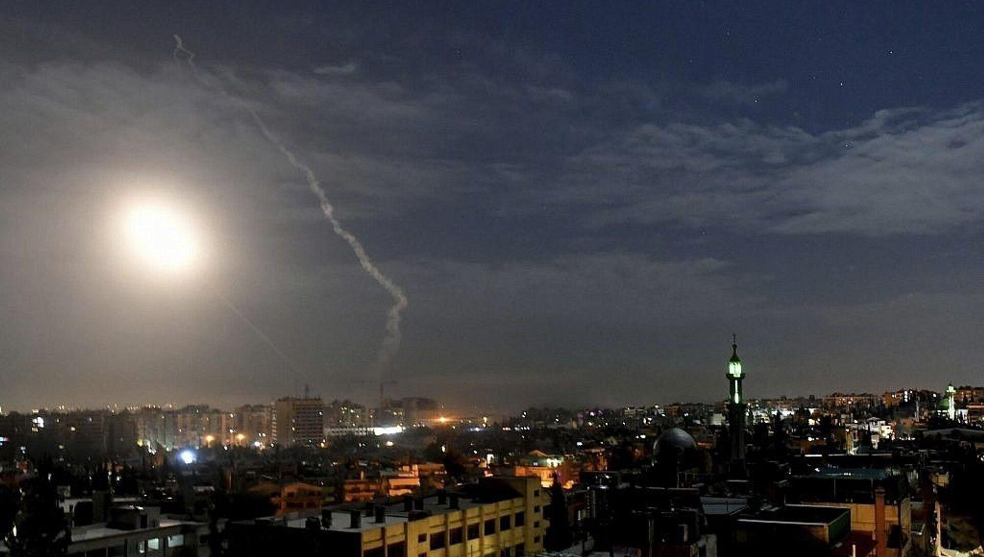 Siria missili da Israele - Sputnik Italia, 1920, 04.02.2021