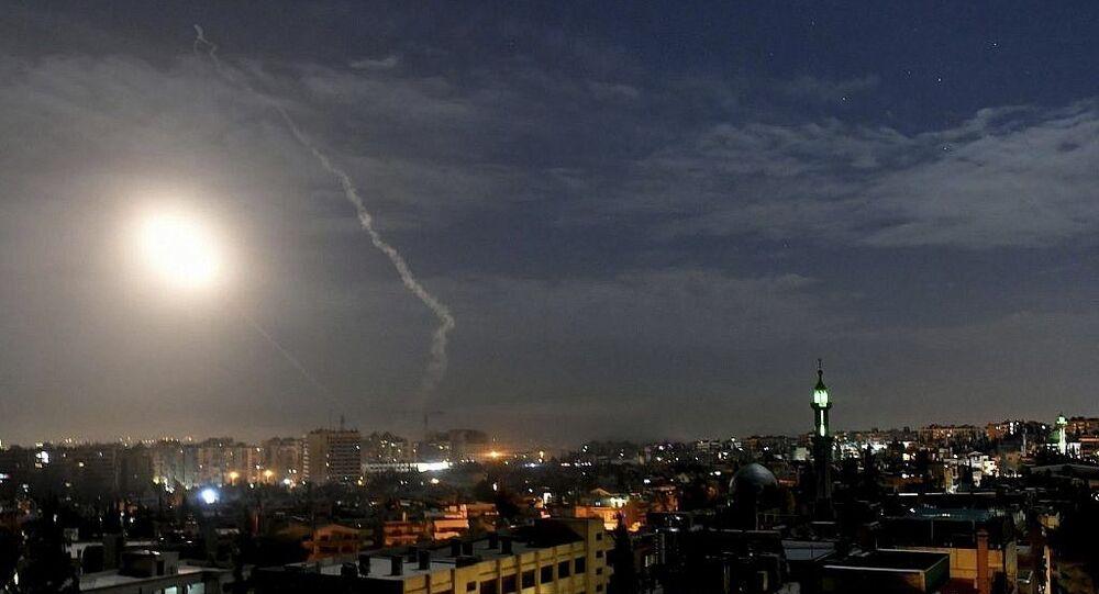 Siria missili da Israele