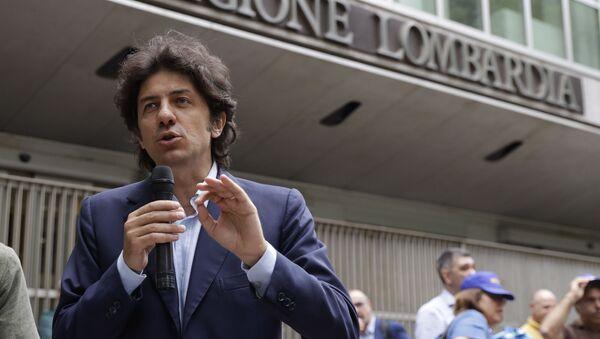 Marco Cappato - Sputnik Italia