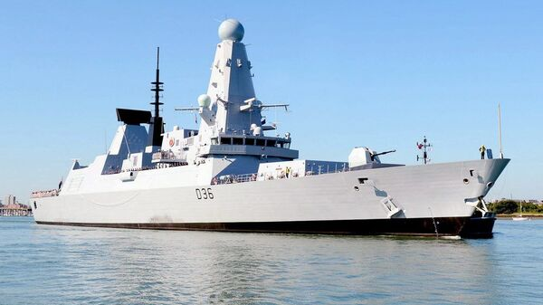 Royal Navy - Sputnik Italia