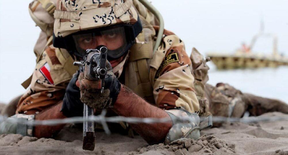 esercito Iran