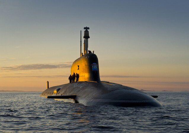 Sottomarino russo (foto d'archivio)