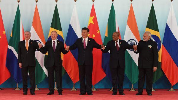 Leader BRICS - Sputnik Italia
